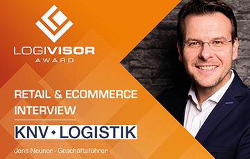 3 Fragen an: Jens Neuner - KNV Logistik GmbH