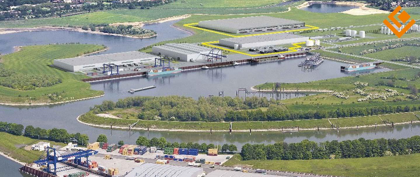 Deltaport-Wesel